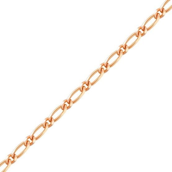 Золотая цепь 585 пробы