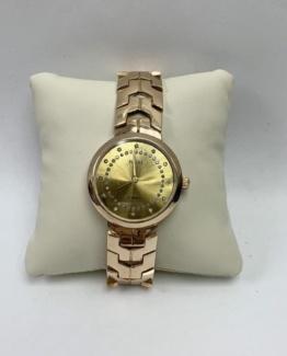 Золотые часы 585 пробы