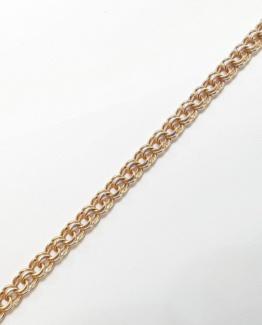 Золотая цепь 500 пробы